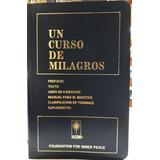 Un Curso De Milagros Nueva Edicion Foundation For Inner Peac