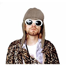 Óculos Redondos Kurt Cobain Nirvana Rock Pop Atitude Grunge · R  34 99e6168b64
