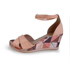 80bdec08fd1 Privalia Sandalias Feminino Anabela Arezzo - Sapatos no Mercado ...
