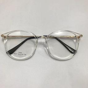 bab0dfd75779b Oculos Transparente Redondo - Óculos no Mercado Livre Brasil