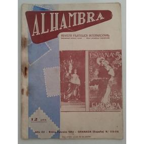 Alhambra - Revista Filatélica Internacional 1964