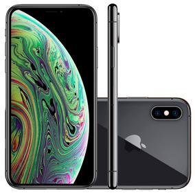 Smartphone Apple Iphone Xs Max 512gb Cinza Espacial