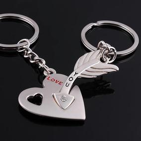 Chaveiro Flexa Do Cupido Namorados Casal Amor Frete Grátis