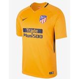 Camisa Atletico Madrid Amarela - Camisas de Futebol no Mercado Livre ... a88ad012bcc4d