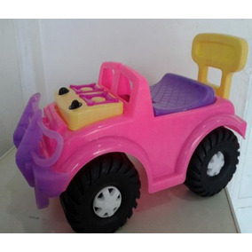 Carritos Montables Para Niñas Tipo Jeep