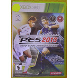 Pes Pro Evolution Soccer 2013 Xbox 360 Play Magic
