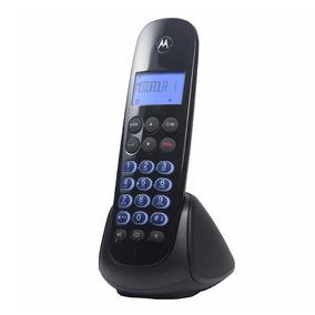 Telefone Motorola Moto750 Sem Fio Id. Cham. Viva-voz Preto