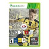 Fifa 17 Videojuego Xbox 360