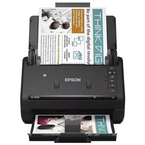 Scanner Epson Workforce Es-500w Wifi B11b228201