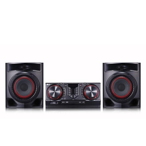 Mini System Lg Cj44, 440 Watts, Multi Bluetooth, Usb, Mp3