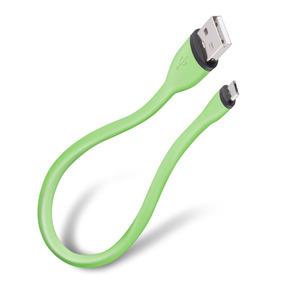 Cable Ultra Flexible Usb A Micro Usb, De 25 Cm- | Usb-495cve