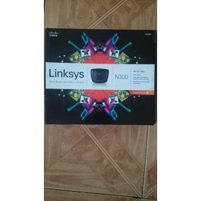 Router-modem N300 Linksys (cisco) Modelo X2000