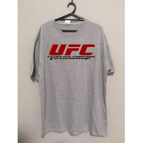 112de5b2f Camiseta Oficial Ufc Ultimate Fighter Championship Ufc - Calçados ...
