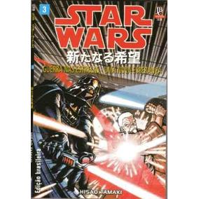 Mangá Star Wars - Guerra Nas Estrelas - Uma Nova Esperança