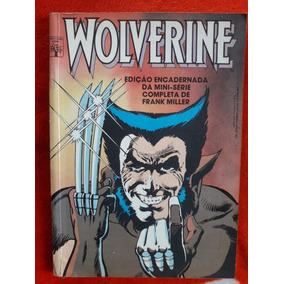 Batman A Morte De Robin E Wolverine, Encadernados, Ed.abril