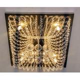 Promoção - Plafon Cristal - 40x40cm - 7436