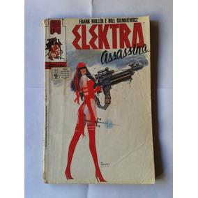 Elektra Assassina Edição 1989 Entrevista Com Frank Miller