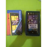 Nokia Lumia 520 Azul - Na Caixa - Retirada De Peças