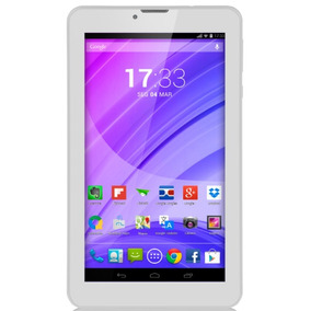 Tablet M7 Nb224 Branco 7 Wifi+3g Android 4.4 K