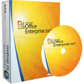 Pacote Office 2007 Completo