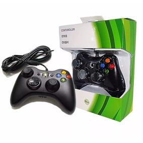 Controle Joypad Usb Xbox 360 Pc Tv Box