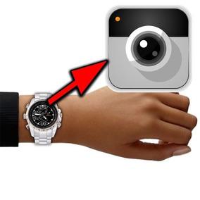 98d67e84cc3 Micro Cameras Espia Br Comprar Relogio De Pulso Masculino