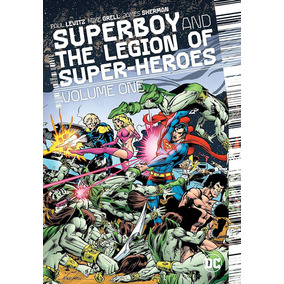 Superboy And The Legion Of Super Heroes, Volumes 1 E 2
