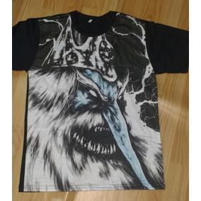 666d4b23d3 Camisa Rei Gelado - Calçados