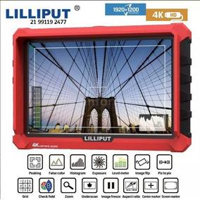 Monitor Lilliput A7s + Bateria+ Carregador Feelworld Viltrox