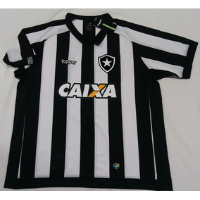 8e04333486a97 Tamanho 5 G Camisa Botafogo Topper Oficial 2017 2018 C  Nota