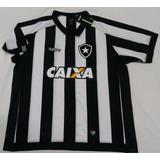 94d0b83c9f Tamanho 5 G Camisa Botafogo Topper Oficial 2017 2018 C  Nota