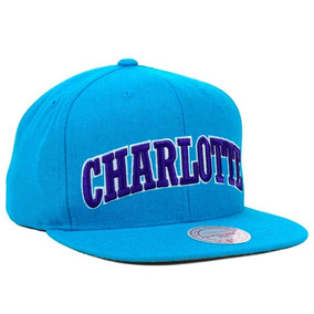 Mitchell & Ness Ajustable Original Charlotte Hornets Nba