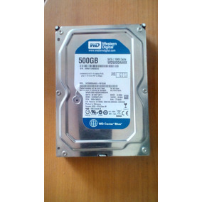 Disco Duro Western Digital 500 Gb