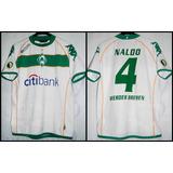 Camiseta Werder Bremen 2007-2008. Naldo Marca Kappa 2b3c7a2bd0b4b