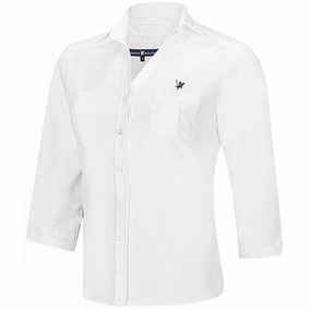 d535a01140 Camisa Polo Club Bl01 Color Blanco Dama Pv