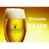 Kit De Insumos Cerveja Artesanal Estilo Pilsen 20 Litros