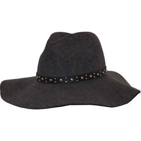 Sombrero O Capelina De Pa o De Fieltro Aterciopelado - Ropa y ... 959de94267b