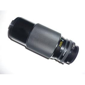 Lente Canon Analógico Fd 70 210 Mm 1:4 Usado