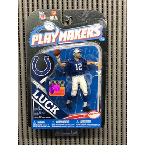 Andrew Luck Nfl Mcfarlane Playmakers Colts Articulable 10db523442a