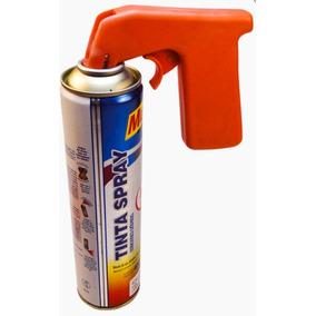 Tinta Spray Pistola De Aplicação Kit 2