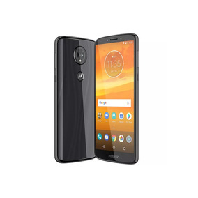Celular Motorola E5 Plus Gris Liberado