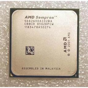 Processador Amd Semprom 2500 2600 Socket 754