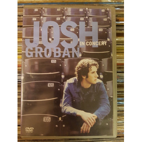 Josh Groban In Concert - Dvd Original