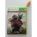 Crysis 3 Hunter Edition Xbox 360 Garantizado! :)