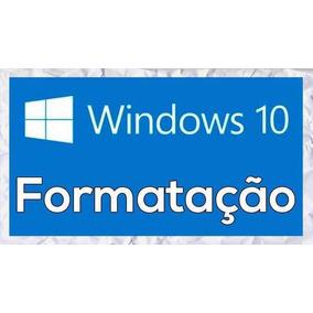 Formatação Windows 10