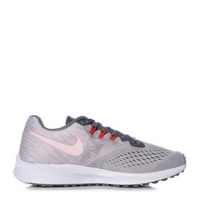 Tenis Nike Wmns Zoom Winfl 898485-010 Gris