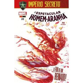 Hq O Espetacular Homem-aranha Nº 22 Ed Ago/2018 -o Fim De...