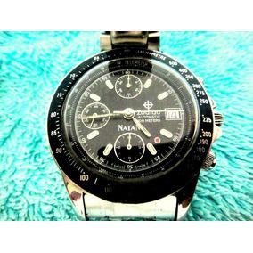 ceae21cf09c Relogio Natan Chronograph 10 Atm - Relógios De Pulso no Mercado ...