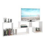 Muebles Centro Entretenimiento Sala, Dormitorio Melamina