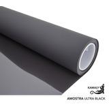 35360a37b Amostra Película De Projeção Invertida Preta Ultra Black A4